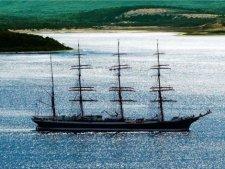 Кругосветное путешествие 2012-2013 барка «Седов»