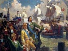 Флот Петра: история и предпосылки к созданию русского флота