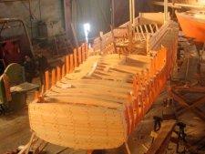 Воссоздание российского линейного корабля «Гото Предестинация»