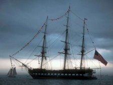 Американский фрегат «Constitution» («Конститьюшн»)