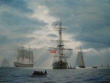 Крупный мятеж кораблей в Спитхеде 1797 года