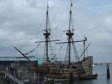 «Мэйфлауэр» — корабль «отцов-пилигримов»
