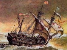 Каракка «Виктория» — корабль Магеллана совершивший первое кругосветное плавание