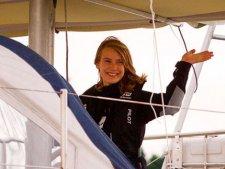 Одиночное кругосветное путешествие на яхте в 16 лет