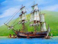 История корабля «Баунти»