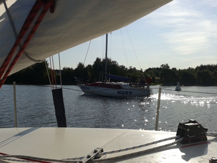 Яхта NORD