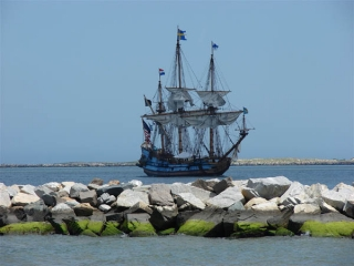 корабль Кальмар Нюкель