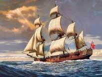 корабль Резолюшн