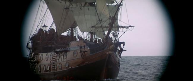 Остров Головорезов - фильм про парусники
