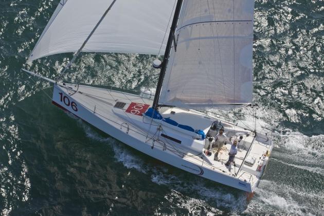 Яхты Сlass 40 отлично подходят для обычных парусных прогулок.