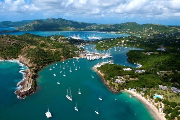 Antigua-Sailing-Week-1