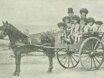 Лессепс с семьей
