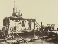 Строительство Суэцкого канала