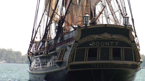 HMS Bounty, гибель