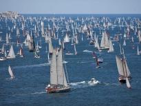 Морской фестиваль в Бресте