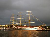 Корабль Мир