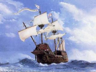 корабль Мэри Роуз