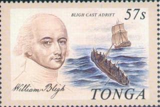 марка с Уильямом Блаем