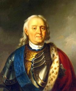 Фёдор Матвеевич Апраксина, один из создателей русского флота