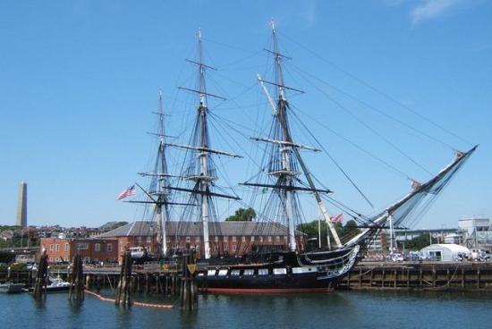 Корабль Constitution
