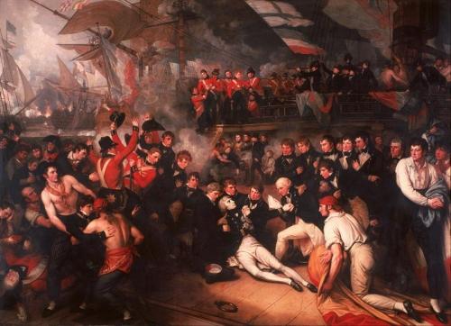 Смерть адмирала Нельсона