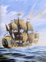 линейный корабль Полтава