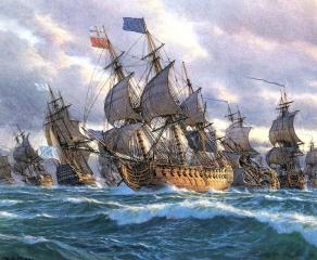 Сражение в бухте Киберон