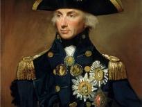 портрет Горацио Нельсона