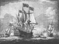 Корабль Royal Sovereign
