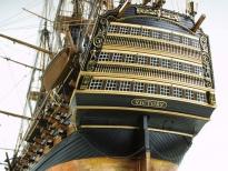модель корабля Виктори