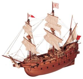 Флагман Испанской Армады San-Martin
