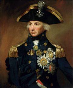 Портрет адмирала Нельсона