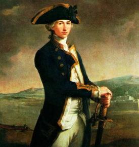 Портрет адмирала Горацио Нельсона