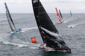 Портовые соревнования, регата Volvo Ocean Race
