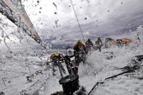 Условия на яхтах непростые. Парусная регата Volvo Ocean Race