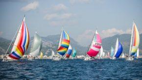 Любая регата - это яркое представление, красок в котором не меньше, чем на карнавале в Рио. Marmaris Race Week - регата в Турции