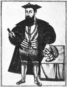 Васко да Гама, адмирал Ост-Индских морей