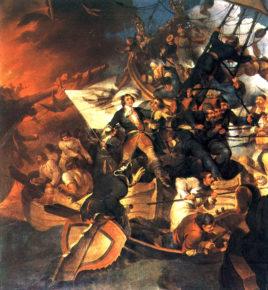 Взятие крепости Азов