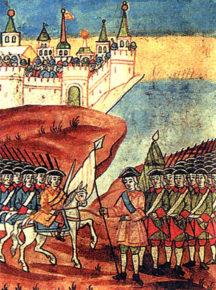 Первый Азовский поход Петра