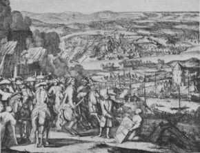 Сражение по Азовом 1696