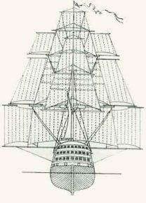 Корабль 12 апостолов