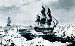 2 экспедиция Кука