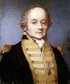 Вице-адмирал Уильям Блай