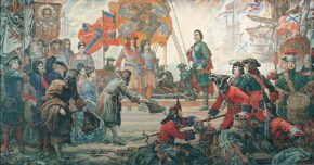 Триумф российского флота