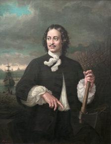 Портрет Петра