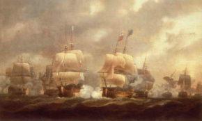Сражение в Киберонской бухте