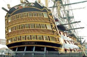 Фото кораблей: Виктори с кормы