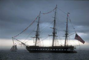 Фото корабля Constitution