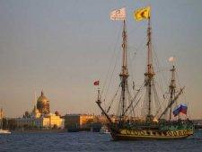 Фрегат «Штандарт» — первенец Балтийского флота