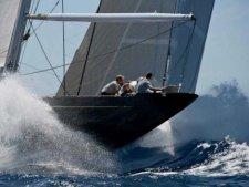 Яхты J-class. Самые большие и красивые парусные яхты. Неувядающая классика